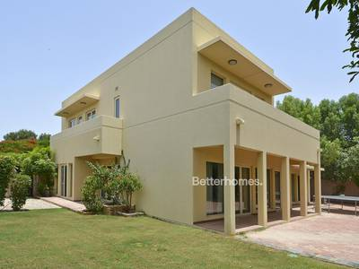 5 Bedroom Villa for Sale in Arabian Ranches, Dubai - Big Plot | 5 Bedrooms | Maids Room | Type 4A