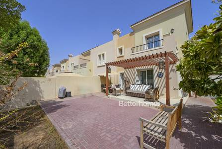 3 Bedroom Townhouse for Sale in Arabian Ranches, Dubai - Exclusive   Type 3E   Vacant   Close To Pool & Park