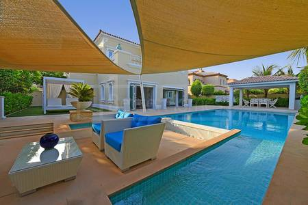 4 Bedroom Villa for Sale in Arabian Ranches, Dubai - Fully Upgraded | Large plot | Extended | Pool