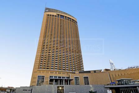 Studio for Rent in Downtown Dubai, Dubai - Fountain View Furnished in The Address Dubai Mall