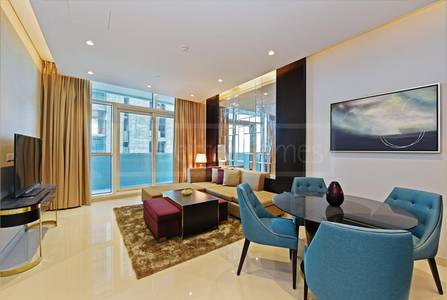 1 Bedroom Hotel Apartment for Rent in Downtown Dubai, Dubai - Brand New Furnished in Upper Crest Downtown Dubai