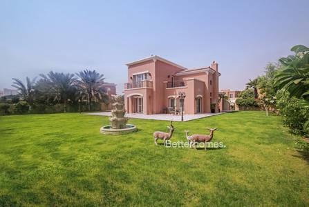 5 Bedroom Villa for Sale in Arabian Ranches, Dubai - Upgraded | 5 Bed | Huge Plot | Single Row