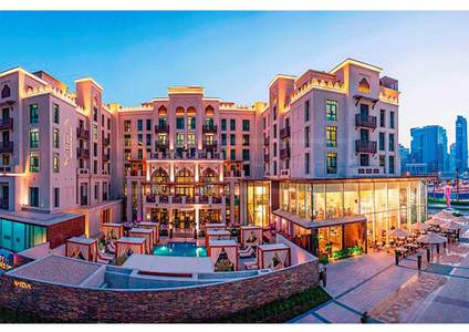 2 Bedroom Flat for Sale in Downtown Dubai, Dubai - Off Plan 2 Bed in Vida Residence Downtown