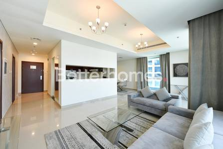 2 Bedroom Flat for Rent in Dubai Marina, Dubai - Brand New 2BR| Fully Furnished | Sea view| Al Dar
