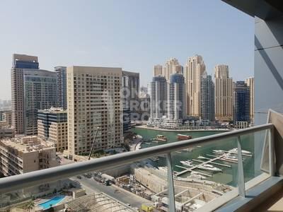 4 Bedroom Flat for Rent in Dubai Marina, Dubai - Unf 4+m