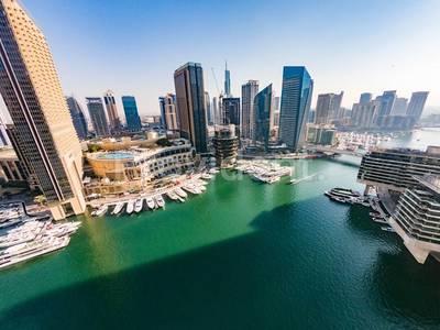 1 Bedroom Apartment for Rent in Dubai Marina, Dubai - Upgraded Interior| Bay Central|1BR|Marina View
