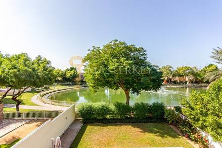 3 Bedroom Villa for Rent in The Springs, Dubai - Springs 3 | Lake View with Beautiful Garden