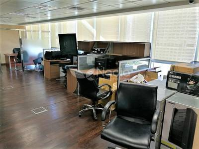 Office for Sale in Jumeirah Lake Towers (JLT), Dubai - Fitted & Furnished Office
