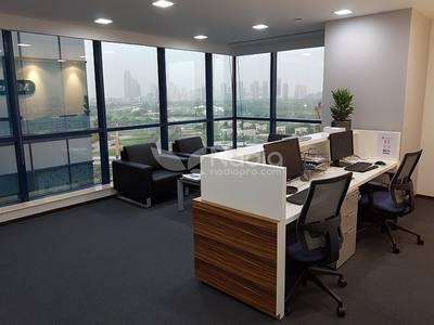 Office for Sale in Jumeirah Lake Towers (JLT), Dubai - Combined & Fully Fitted Office in X3 Tower