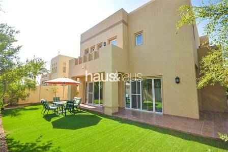 5 Bedroom Villa for Rent in Arabian Ranches, Dubai -   Exclusive   Extended   White kitchen  