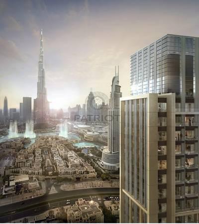1 Bedroom Flat for Sale in Downtown Dubai, Dubai - Last Towe With Burj Khalifa View In Downtown | EMAAR