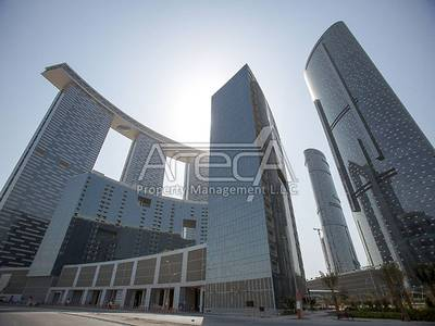 1 Bedroom Flat for Sale in Al Reem Island, Abu Dhabi - Hot Deal for Investment! A City View Apt! 1 Bed in Gate Towers 1