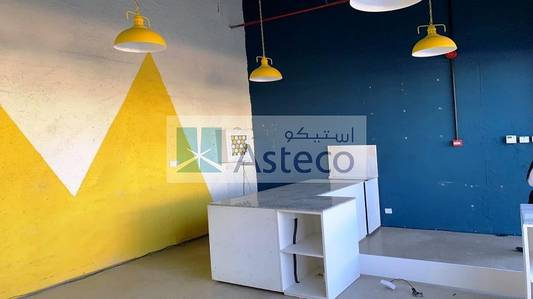 Shop for Rent in Jumeirah Village Triangle (JVT), Dubai - Fitted Shop for Rent in BQ2 Residence-JVT