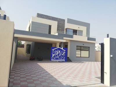5 Bedroom Villa for Sale in Al Zahraa, Ajman - Modern villa design Jumeirah Villas magnificence from the inside