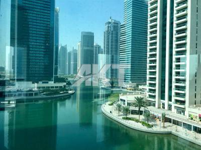 Floor for Sale in Jumeirah Lake Towers (JLT), Dubai - %10 ROI  for a Bulk Sale (5 offices)  600 p/sqft x2 Tower