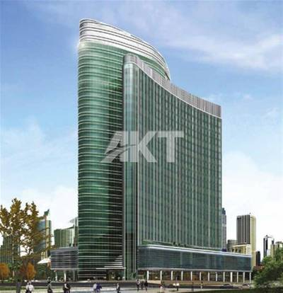 Office for Sale in Business Bay, Dubai - Binary Tower  / Perfect layout / 700 K