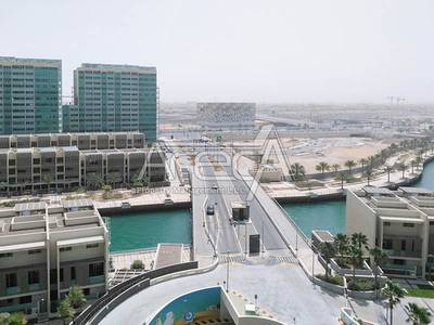 3 Bedroom Apartment for Rent in Al Raha Beach, Abu Dhabi - No Commission! 4 Payments for 3 Bed Apt with Facilities! Canal View in Al Muneera