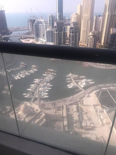 2 Bedroom Flat for Sale in Dubai Marina, Dubai - best Price / biggest area/ 2BR Full Marina View / 9% ROI