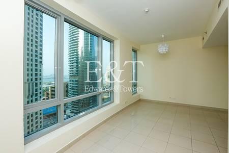 1 Bedroom Apartment for Rent in Dubai Marina, Dubai - Exclusive   High Floor   JBR - Marina view