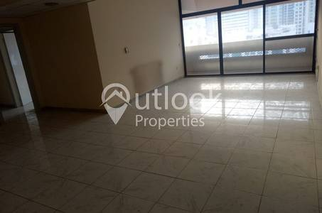 3 Bedroom Apartment for Rent in Electra Street, Abu Dhabi - BEST DEAL! BIG SIZE 3BHK+BALCONY near NMC!