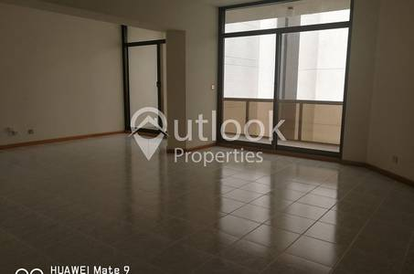 3 Bedroom Flat for Rent in Hamdan Street, Abu Dhabi - GORGEOUS and HUGE 3BHK+MAIDS+BIG BALCONY