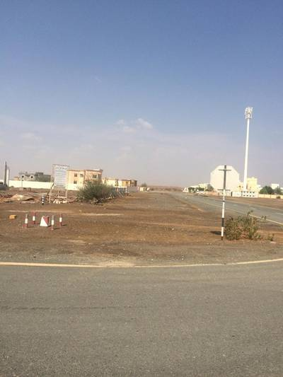 Plot for Sale in Al Manama, Ajman - Opportunity for expatriates Residential land first owner in Manama