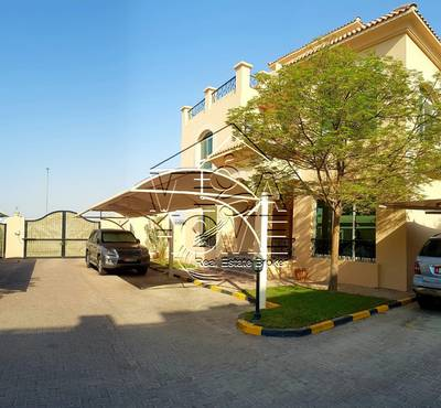4 Bedroom Villa for Rent in Khalifa City A, Abu Dhabi - MODERN- 4 Master BR with 24/7 Maintenance and Security