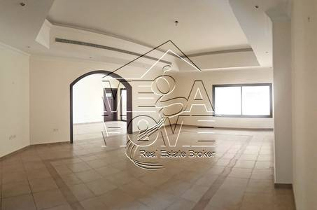 5 Bedroom Villa for Rent in Khalifa City A, Abu Dhabi - LOVELY 5 MASTER BED VILLA W/PRIVATE ENTRANCE