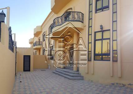 5 Bedroom Villa for Rent in Khalifa City A, Abu Dhabi - HIGH FINISHING 5 BED VILLA WITH PRIVATE ENTRANCE!