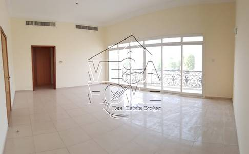 4 Bedroom Villa for Rent in Khalifa City A, Abu Dhabi - High Finishing Privet Entrance 4 Bed Villa