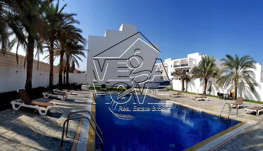 7 Bedroom Villa for Rent in Khalifa City A, Abu Dhabi - 7M BED W/ELEVATOR/POOL /GYM/ 24/7 SECURITY/PARKING 2 CARS
