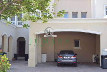 3 Bedroom Villa for Rent in The Lakes, Dubai - The lakes Ghadeer Type 3M 3 Bedroom  Study villa