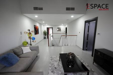 3 Bedroom Villa for Rent in Green Community, Dubai - 3BR + S+ M - BUA: 4