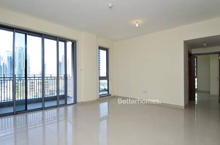 1 Bedroom Flat for Rent in Downtown Dubai, Dubai - 1 Bed + study | Mid Floor | Close to metro