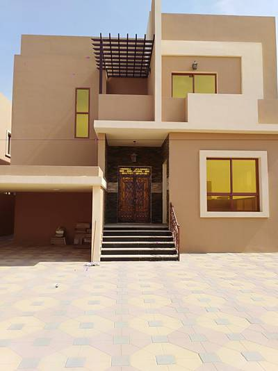 5 Bedroom Villa for Sale in Al Rawda, Ajman - A wonderful opportunity to buy a new villa with a good and amazing modern face