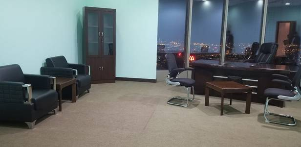 Office for Rent in Sheikh Zayed Road, Dubai - Fully Furnished & Serviced Office Space Just in 6999/=AED Only With One Year Contract ( Ejaari) with  All Inspections