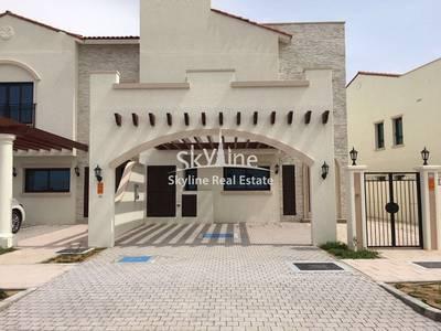 3 Bedroom Villa for Rent in Al Salam Street, Abu Dhabi - 3-bedroom-townhouse-bloomgardens-salam-abudhabi-uae