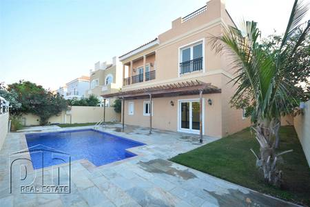 5 Bedroom Villa for Sale in The Villa, Dubai - Rarely Available Mazaya A2 In Aldea Courtyard