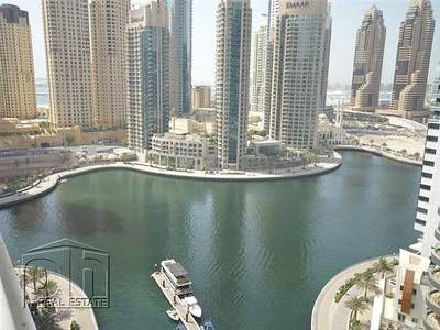 2 Bedroom Flat for Rent in Dubai Marina, Dubai - 2 BR Unfurnished