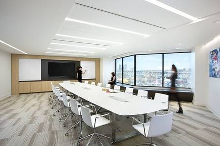 Office for Rent in Business Bay, Dubai - Sustainability Contract with Office Space Affordable price