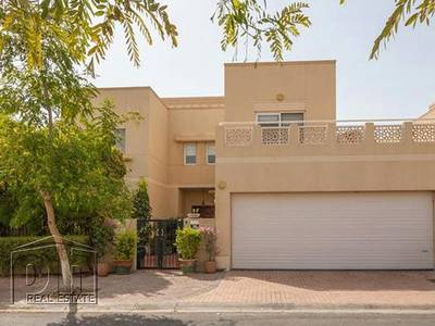 3 Bedroom Villa for Sale in The Meadows, Dubai - Type 5 | Vacant on Transfer | 6000 sq ft plot