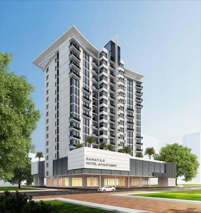 استوديو  للبيع في مثلث قرية الجميرا (JVT)، دبي - تملك شقق الفندقية مفروشه بالكامل في دبي (JVT )السعر يبدا من 486,000 درهم تقسيط علي ٤ سنين ونص