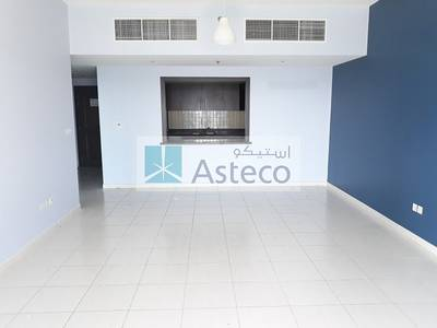 1 Bedroom Flat for Rent in Business Bay, Dubai - 1BHK Road View Mid Floor 4 Chqs Spacious