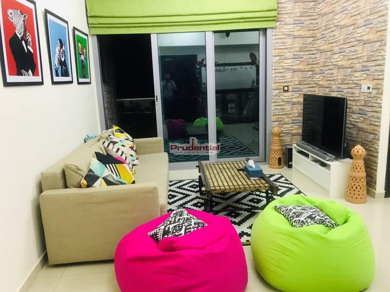Exquisite Furnished 1 Bedroom In Dubai Marina, Dec Tower