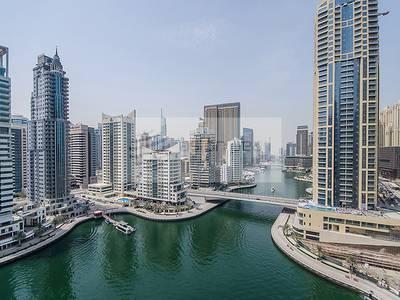 2 Bedroom Flat for Sale in Dubai Marina, Dubai - 02 Type   VACANT   2 BR Full Marina View