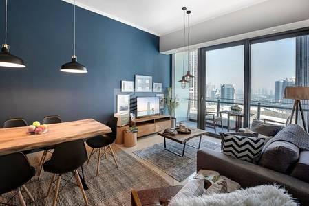 2 Bedroom Flat for Sale in Dubai Marina, Dubai - Good Return 2BR with Balcony Marina View
