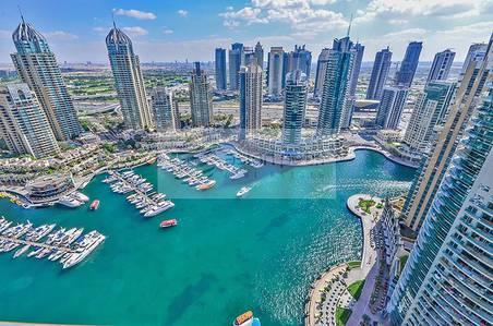 2 Bedroom Apartment for Sale in Dubai Marina, Dubai - 2 BR