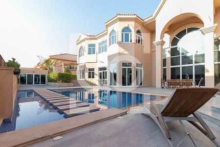 6 Bedroom Villa for Sale in Umm Suqeim, Dubai - Only for GCC | Partly Furnished | Luxurious