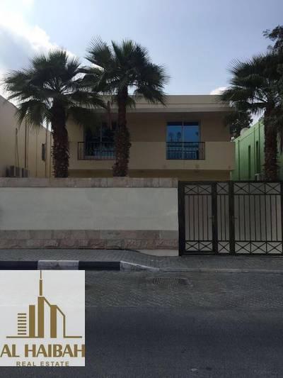 4 Bedroom Villa for Sale in Sharqan, Sharjah - For sale a two storey villa in Al-Sharqan distinctive location
