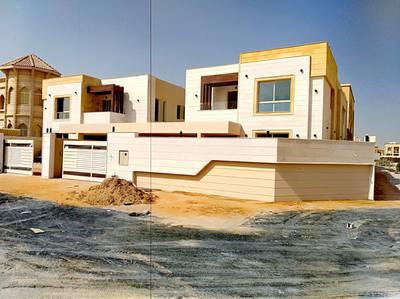 5 Bedroom Villa for Sale in Al Rawda, Ajman - Villa for sale distinctive location